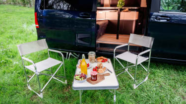 Mercedes V-Class Marco Polo - picnic