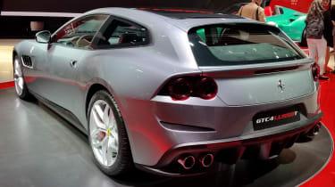 Ferrari GTC4 Lusso T - Paris rear quarter