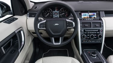 Land Rover Discovery Sport MY2017 - interior
