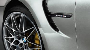 BMW M3 30 Jahre UK edition - side detail