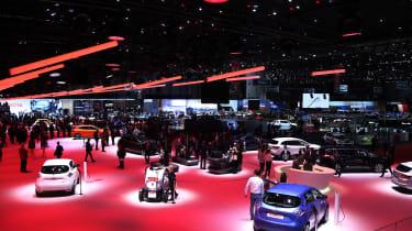 Geneva Motor Show - Renault