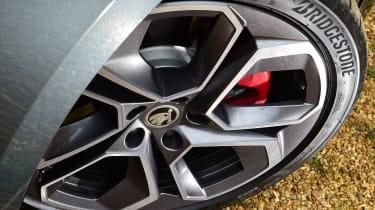 Skoda Octavia vRS - wheel