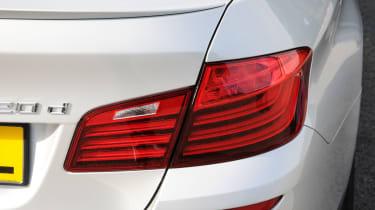BMW 520d rear light
