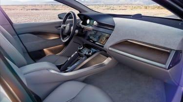 Jaguar I-Pace - studio interior