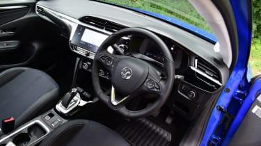 Vauxhall Corsa-e - offside cabin