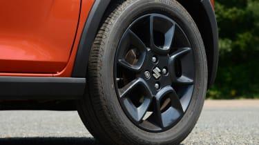 Suzuki Ignis - wheel detail