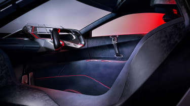 BMW Vision M NEXT concept - interior