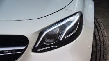 Mercedes-AMG E 63 S - front light