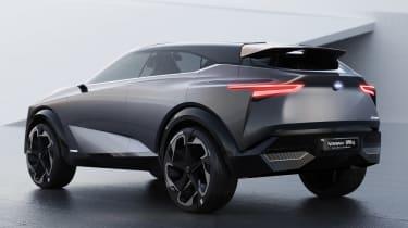 Nissan IMQ concept - rear
