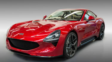TVR Griffith - front
