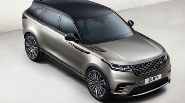 Range Rover Velar - First Edition front quarter 2
