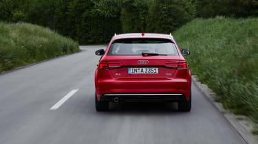 Audi A3 Sportback - rear action