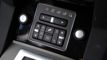 Land Rover Discovery 2014 buttons