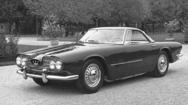 Maserati 5000 GT - front