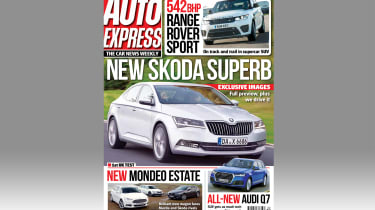 Auto Express Issue 1,350