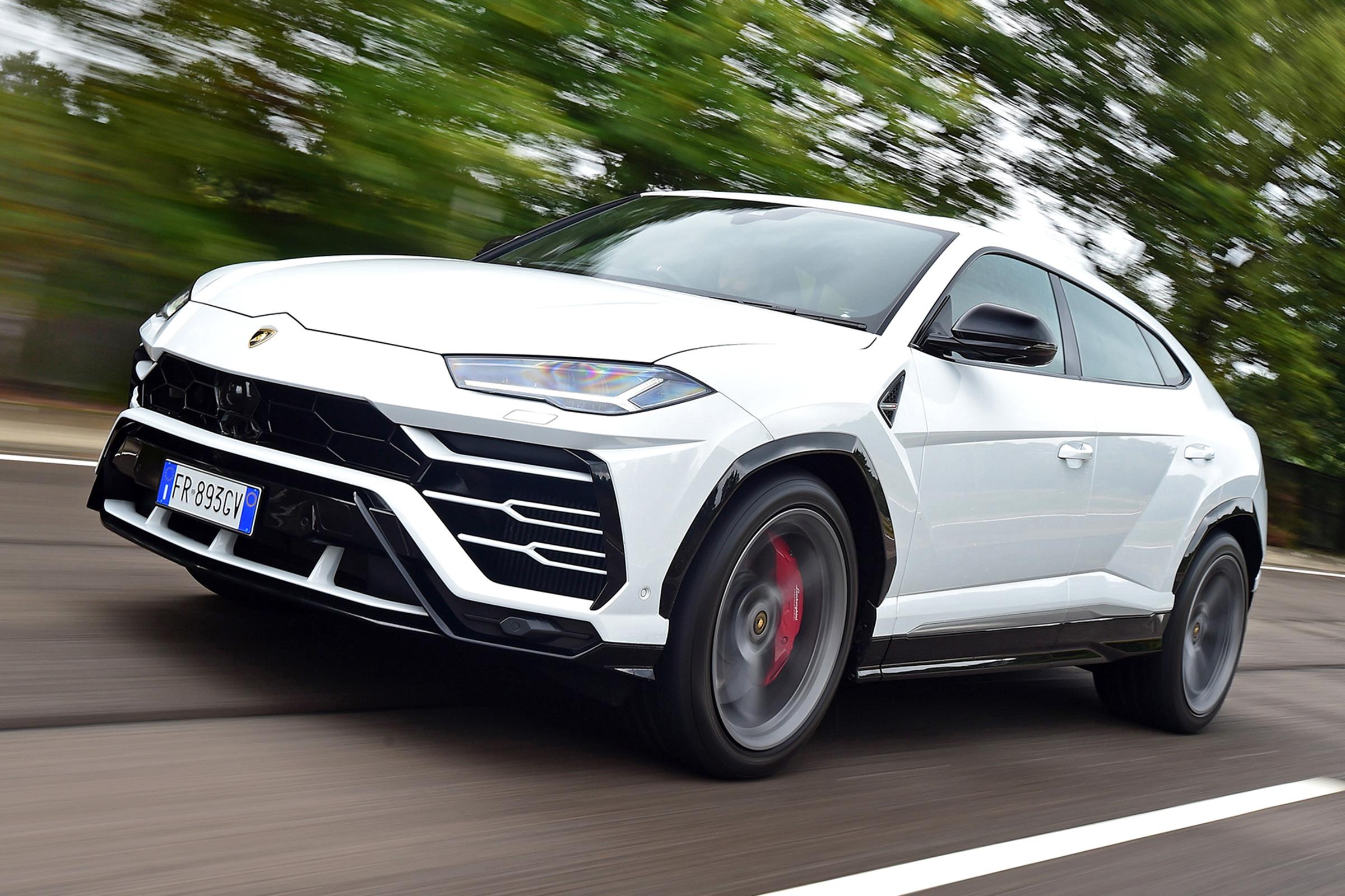 Lamborghini Urus Review Auto Express