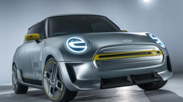 MINI Electric concept - front static