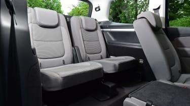 Volkswagen Sharan third row