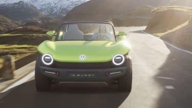 Volkswagen ID. Buggy concept - full front