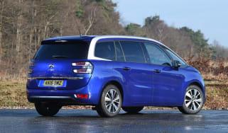 Subaru Impreza front cornering