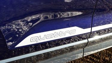 Audi SQ2 - badge