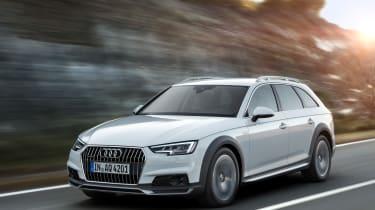Audi A4 Allroad 2016 - front quarter show