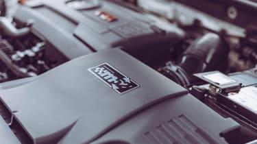 VW Golf GTI & R Mountune engine