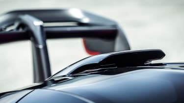 McLaren Senna - air intake