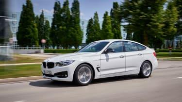 BMW 340i GT - front/side