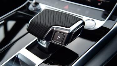 Audi Q7 - transmission