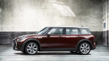 New MINI Clubman 2015 side