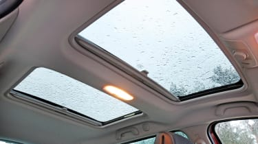 Renault Megane ST sun roof