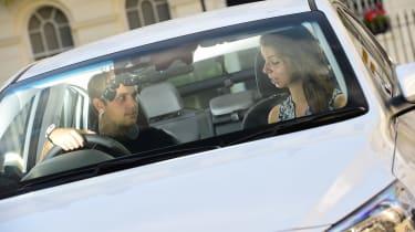 Driver Emotion Test - in-car