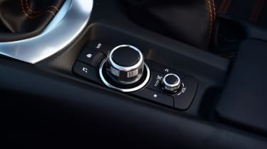 Mazda MX-5 30th Anniversary - centre console