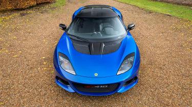 Lotus Evora GT410 Sport - front