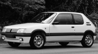 Best cars of the 80s: Peugeot 205 GTI