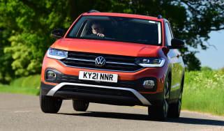Volkswagen T-Cross Black Edition - front