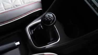 Volkswagen Polo - gear stick