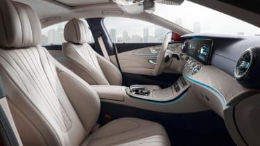 Mercedes CLS - interior