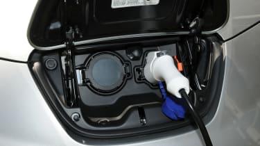 Used Nissan Leaf - charging