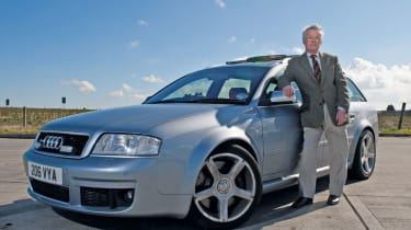 Shock car hire charge