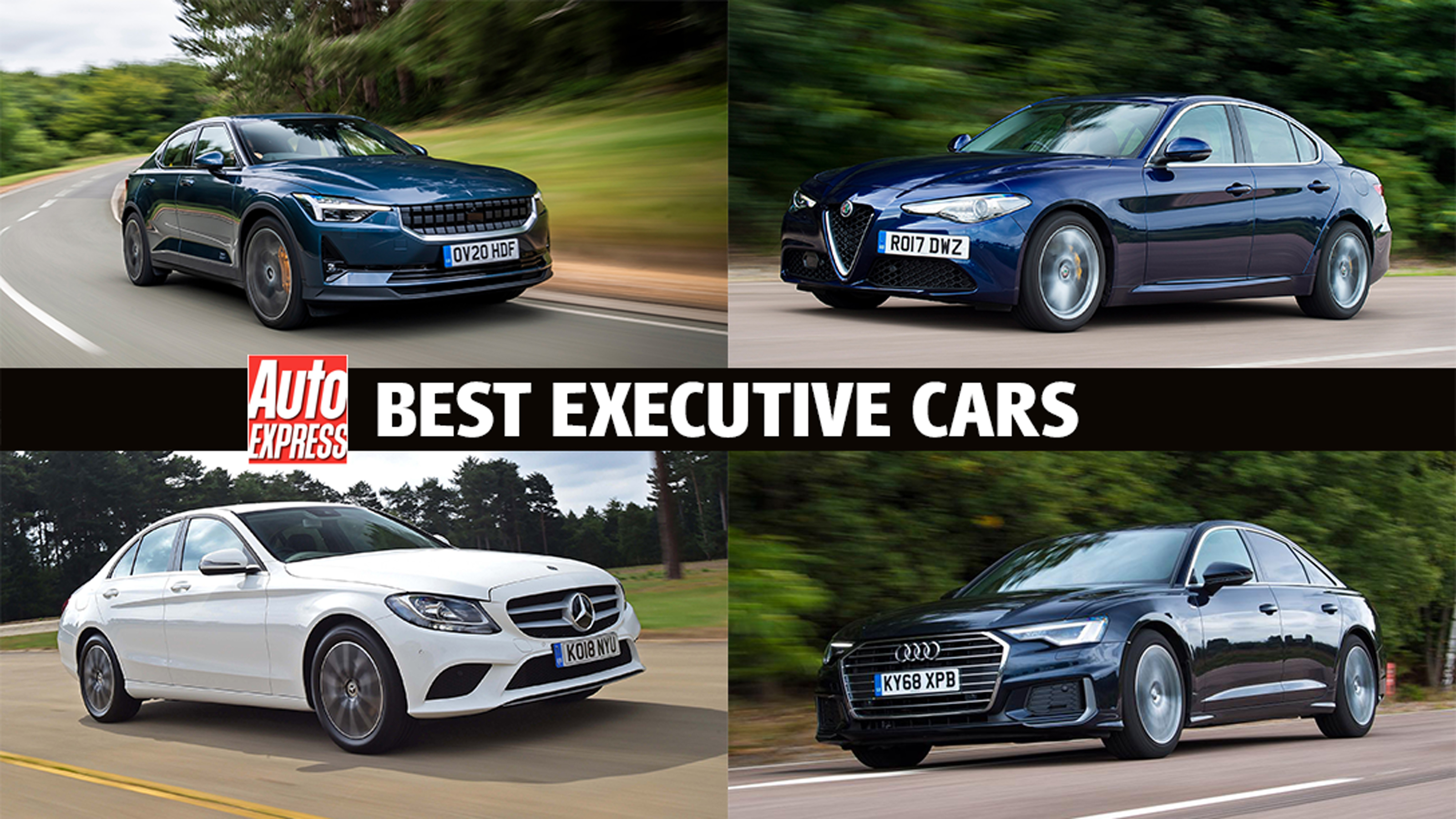 Best Executive Cars 2021 Auto Express