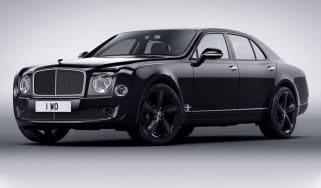 Bentley Beluga - front