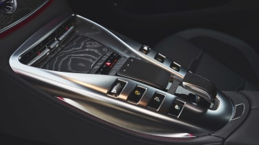 Mercedes-AMG GT 4-Door Coupe centre console