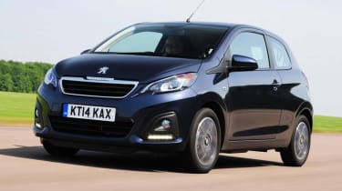 Peugeot 108 - cheapest cars to run