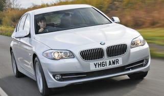 BMW 520d EfficientDynamics
