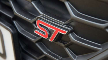 Ford Focus ST automatic - ST grille badge