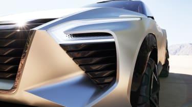 Nissan Xmotion Concept - front bumper