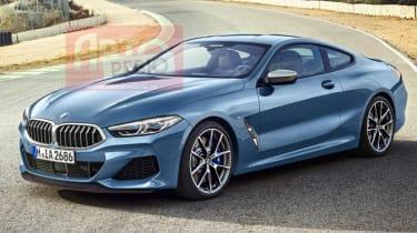 BMW 8 Series pic