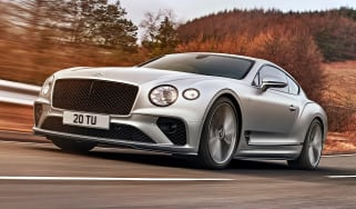 Bentley Continental GT Speed - front